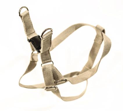 Hemp Dog Harness
