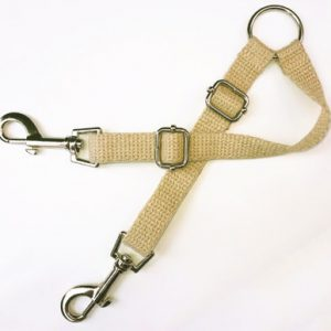 Hemp Dog Leash - Coupler