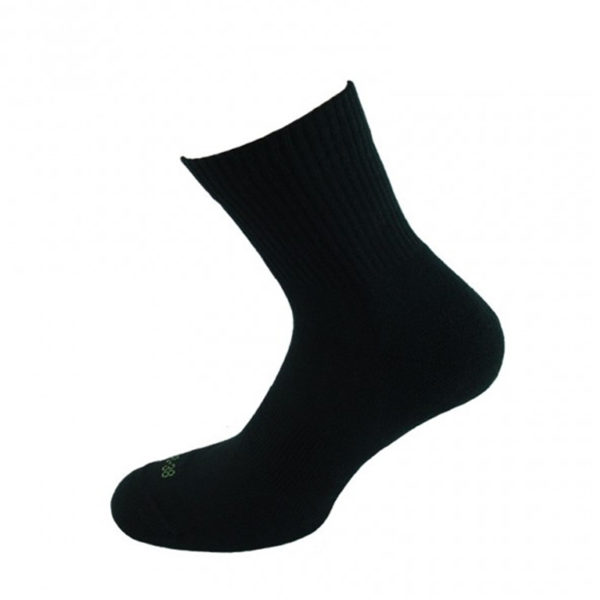 Hemp socks - Black - Sport