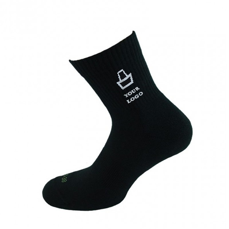 Hemp socks - Black - Your Logo