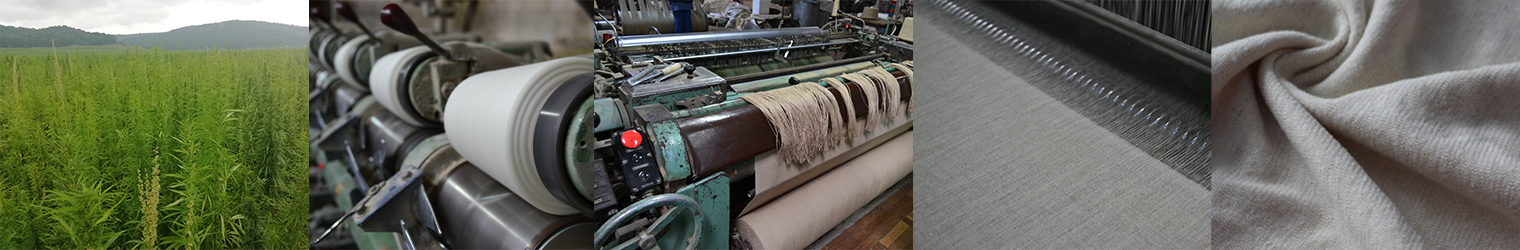 Hemp Clothing Manufacturing Banner