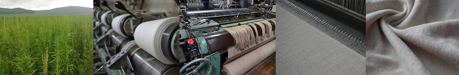 Hemp Clothing Manufacturing Banner